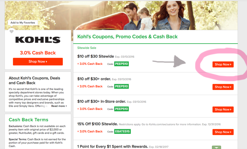 Kohl's Coupons & Free Shipping Codes. If there's one thing Kohl's is known for, it's that they let you combine a free shipping deal with another coupon code for a discount. They're always offering up new deals online that will save you money on clothing for men, women and kids as well as home decor, bedding, shoes and appliances.